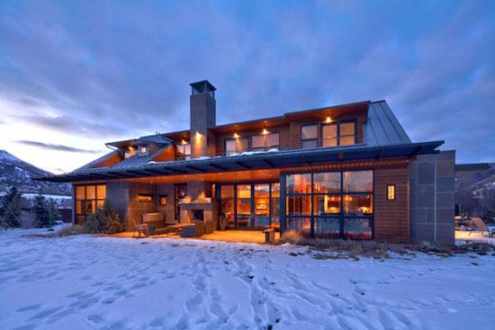 House in Aspen 1 Luxurious