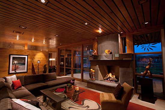 House in Aspen 2 Luxurious