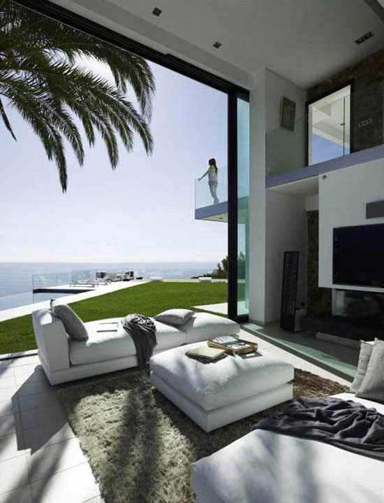 interior design homes. House In Costa Brava2 Luxurious Architecture And Mansion Interior Design  73 Photos