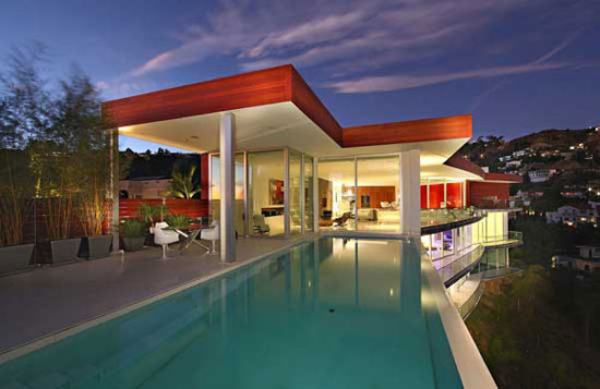 House in Hollywood Hills 1 Luxurious