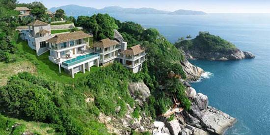 Kamala Headland Villa 1 Luxurious House