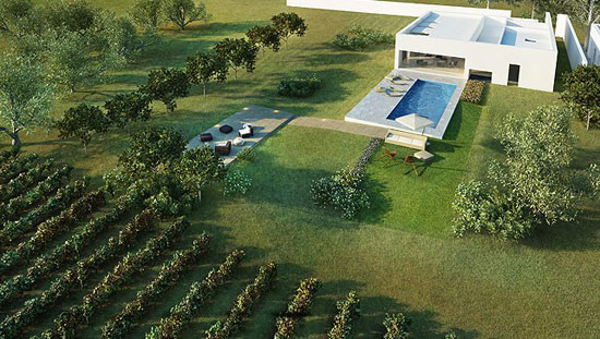 L'AND project 1 Luxurious House