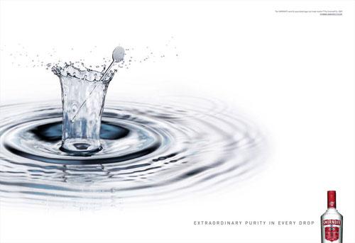Smirnoff print advertising 3