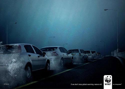 WWF print advertising 3