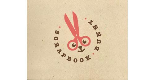 Logo Scrap Book