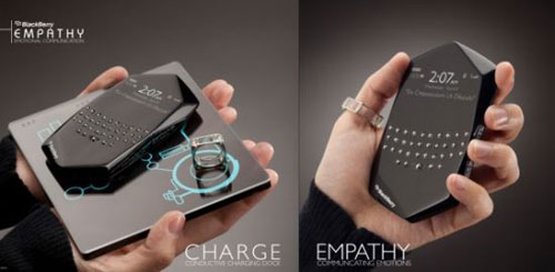 Blackberry Empathy Cell Phone Concept 1