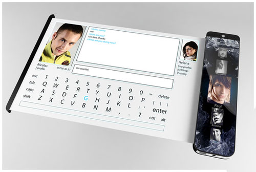 Mobile-script Concept Phone 2