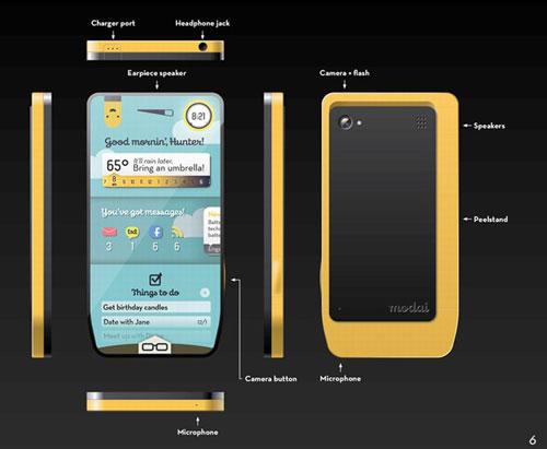 Modai 2 Concept Phone