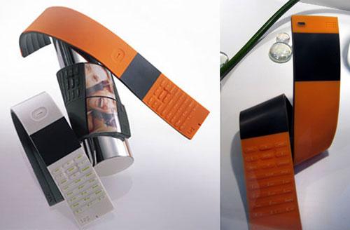 NEC Tag Concept Phone 1