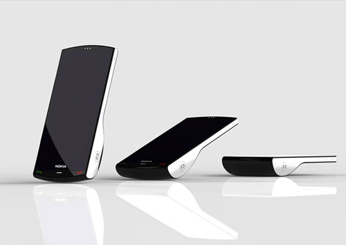 Nokia Kinetic Concept Phone 1