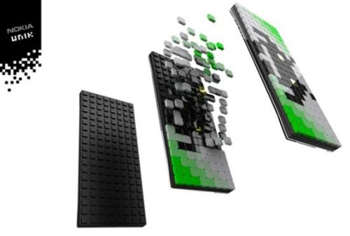 Nokia Unik Concept Phone 2