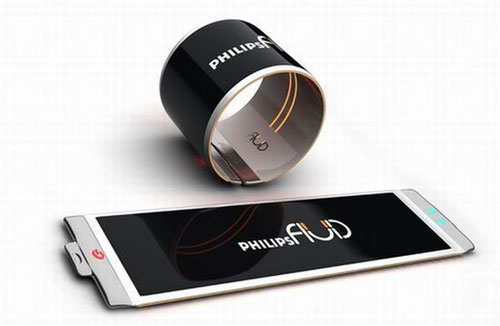 Philips Fluid Concept Phone 1