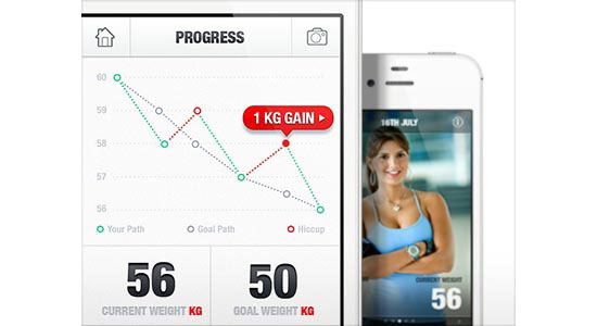 Flex Mobile User Interface Design Inspiration