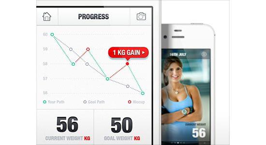 Flex Mobile User Interface Design Inspiration