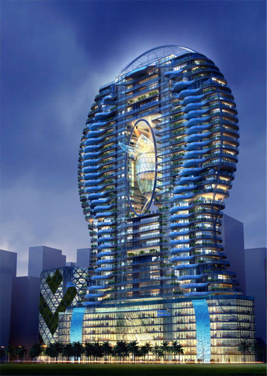 Marvelous Modern Buildings Part - 10: 22244828521 Modern Buildings With Impressive Architecture - 24 Examples