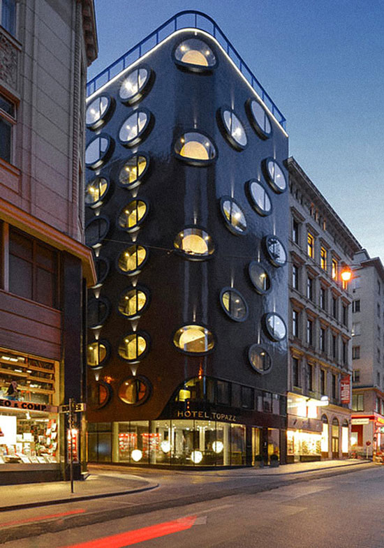 Modern Buildings With Impressive Architecture - 24 Examples