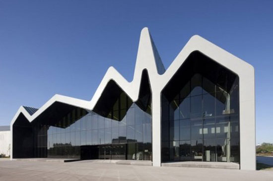 Modern Buildings With Impressive Architecture 24 Examples