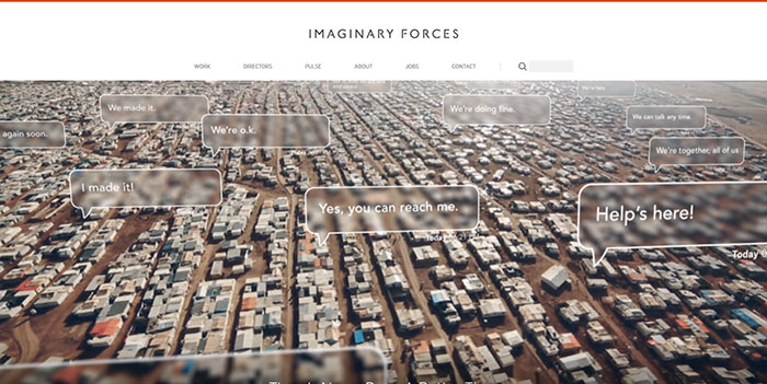Imaginary Forces - 34 Of The Best Motion Graphics Studios And Their Work