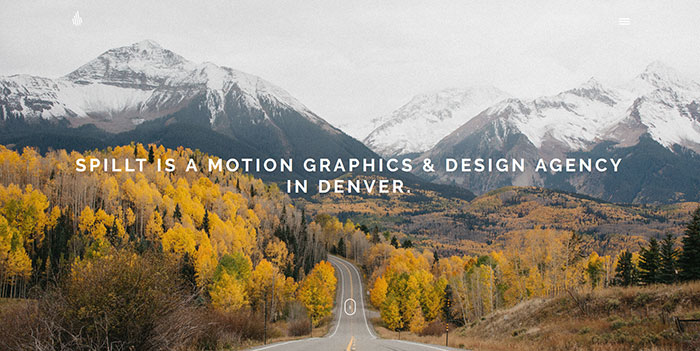 Spillt - 34 Of The Best Motion Graphics Studios And Their Work