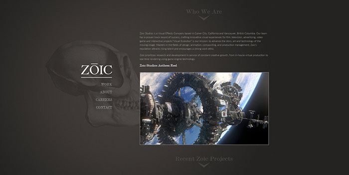 Zoic Studios - 34 Of The Best Motion Graphics Studios And Their Work