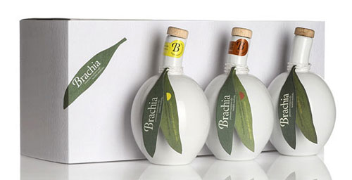 Brachia-Olive-Oil Intelligently Made Food Packaging Ideas (100+ Examples)
