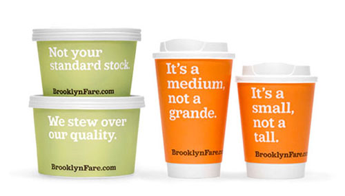 Brooklyn-Fare Intelligently Made Food Packaging Ideas (100+ Examples)