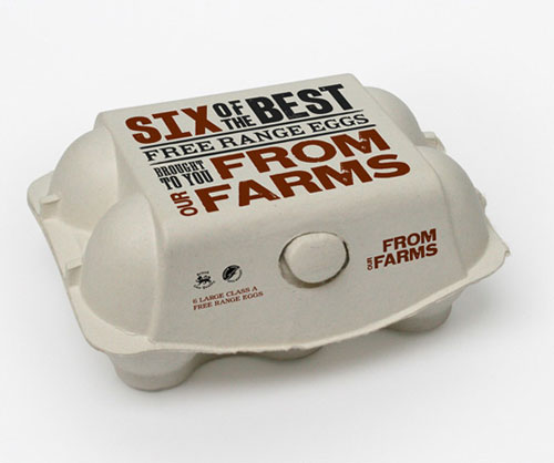 From-Our-Farms Intelligently Made Food Packaging Ideas (100+ Examples)