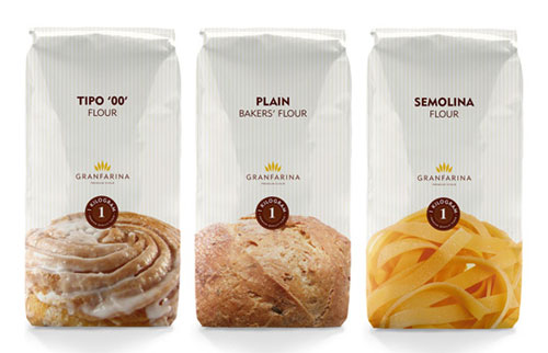 Gran-Farina Intelligently Made Food Packaging Ideas (100+ Examples)