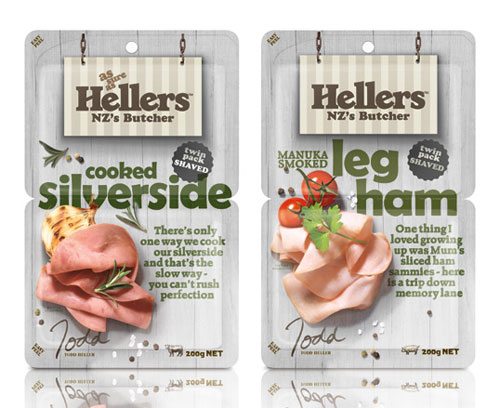 Hellers Intelligently Made Food Packaging Ideas (100+ Examples)