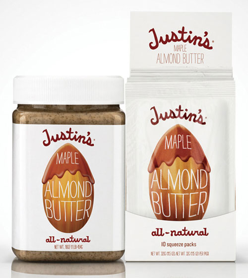 Justins-Nut-Butter Intelligently Made Food Packaging Ideas (100+ Examples)