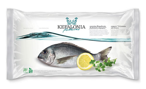 Kefalonia Fisheries package design