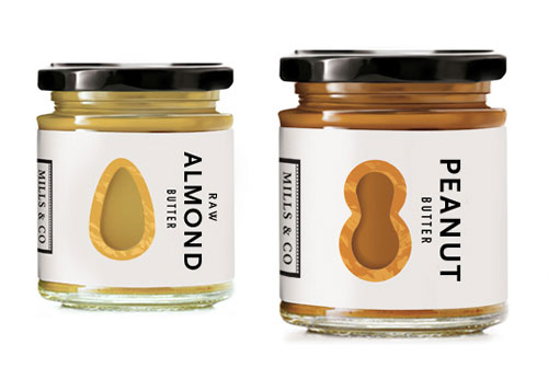 Nut-Butter Intelligently Made Food Packaging Ideas (100+ Examples)