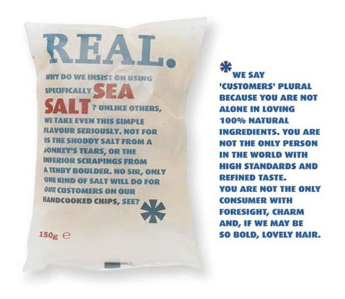 REAL-Chips Intelligently Made Food Packaging Ideas (100+ Examples)