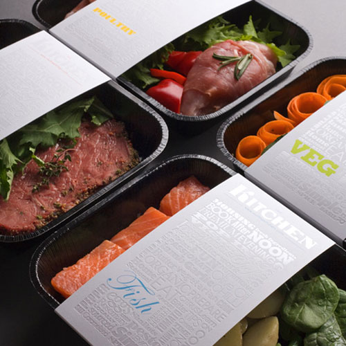 The-Kitchen Intelligently Made Food Packaging Ideas (100+ Examples)