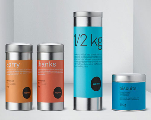 Womo Intelligently Made Food Packaging Ideas (100+ Examples)