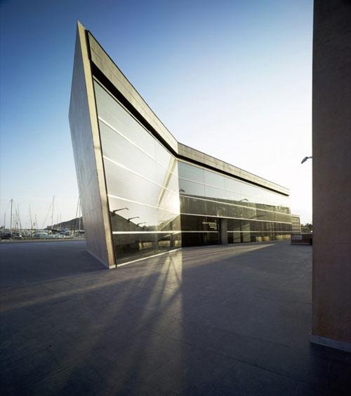 National museum of underwater archaeology in cartagena for Spain underwater museum