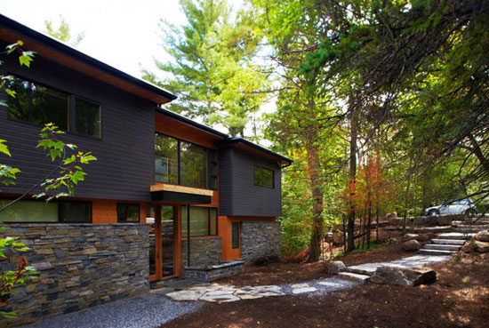 Mary-Lake-Residence-2 Examples Of Houses With Superb Architecture And Are  Built