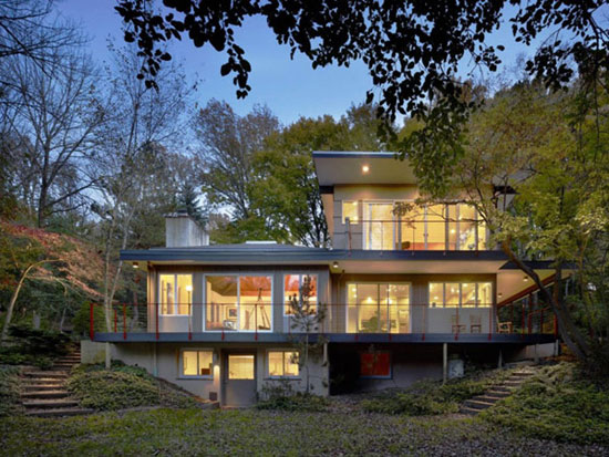 Seidenberg-House-1 Examples Of Houses With Superb Architecture And Are  Built In Nature