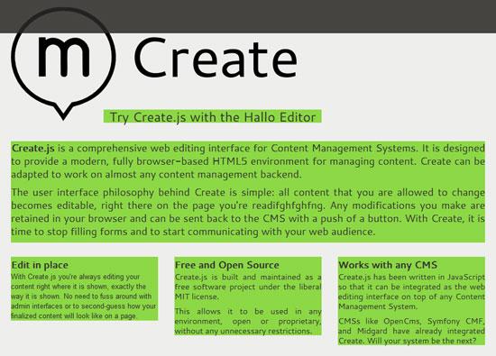 Create.js