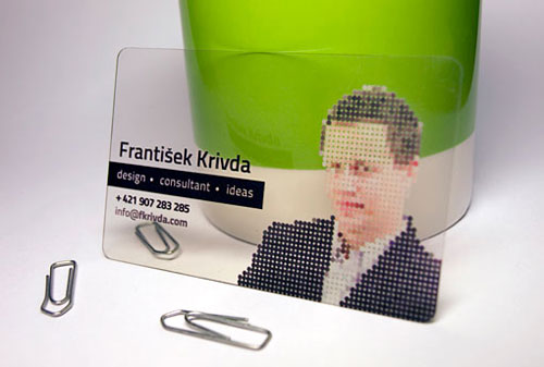 Frantisek Krivda Business Card
