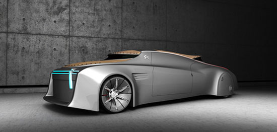 Citroen Origin by Changwoo ShimCar concept Design. Vehicle For The Future