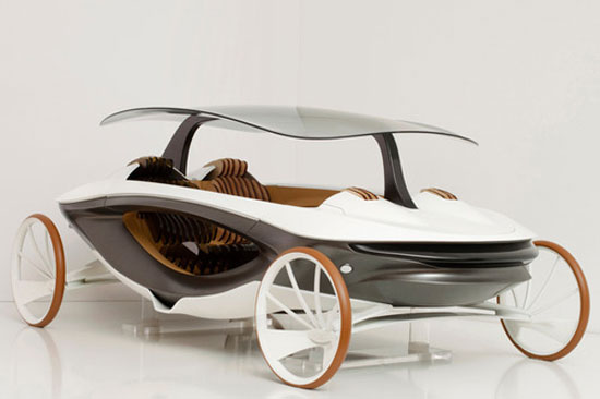 Inner City Vehicle  by Sean Seongjun Ko Car concept Design. Vehicle For The Future