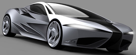 Prismatic car by janina oberdorfer the best new concept car designs for