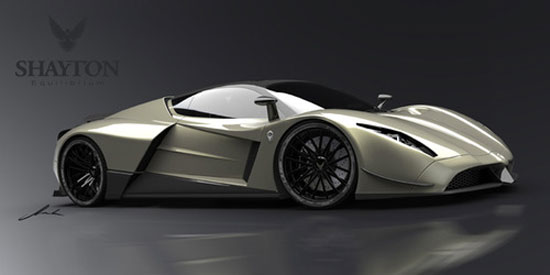 Shayton Equilibrium by PROVOCO Car concept Design. Vehicle For The Future