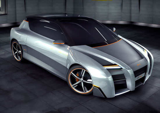 Super Hatchback Concept by Jamie Martin Car concept Design. Vehicle For The Future