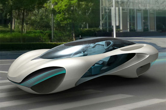 Taihoo 2046 Concept Car by Hao Huang Car concept Design. Vehicle For The Future