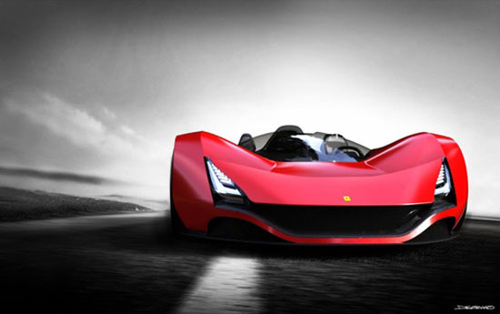 The Aliante by Arunkumar Shanmugam Car concept Design. Vehicle For The Future