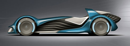 The Touch Effect by Marco Sweston Car concept Design. Vehicle For The Future