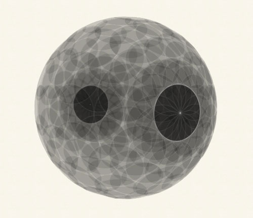 Creating a sphere with 3D CSS