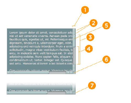 Custom Scrollbars in WebKit